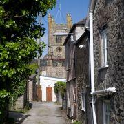 Callington Church Glimpse