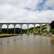 Calstock - River Tamar and Viaduct