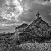 Cape Cornwall ruin