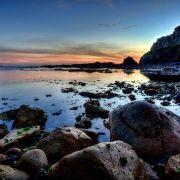 Last light - Cape Cornwall