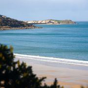Carbis Bay Beach View
