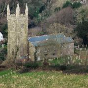 St Euny's Church nr Redruth