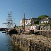 Sailing Ships - Charlestown