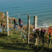 Flowers by Lusty Glaze accident spot
