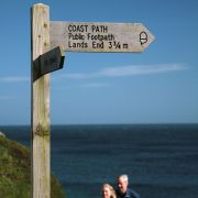 Walking the Southwest Coast Path