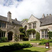 Cotehele Courtyard