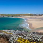 Holywell and Crantock beaches