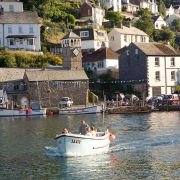 Crossing from West Looe