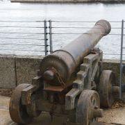 Mount Edgcumbe Cannon