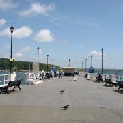 Boat Jetty - Falmouth