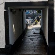 Quay Street Alley - Falmouth