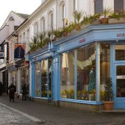 Church Street - Falmouth