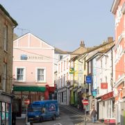 Falmouth - Market Street and High Street
