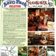Aero Park / Flambards - 1982