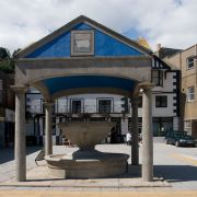 Falmouth Fountain