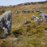 Garrow Tor Hut Circles