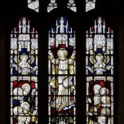 Gerrans Church - Stained Glass Window
