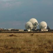 Goonhilly Satelite Dishes