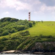 Daymark - Gribbin Head