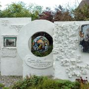 John Wesley Memorial - Gwennap Pit