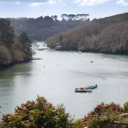 Helford River from Port Navas