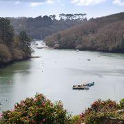 Helford River from Port Navas