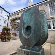 Dual Form - Barbara Hepworth