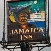 Jamaica Inn Sign