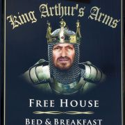 King Arthur's Arms - Tintagel