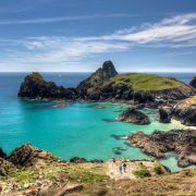 Kynance Cove and Lizard Point