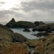 Kynance Cove and Stream