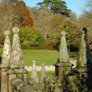 Lanhydrock Garden View