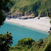 Lantic Bay glimpse