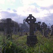Lelant Graveyard