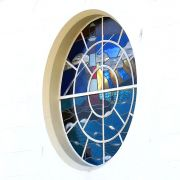 Stained Glass - Trinity House Building in Penzance