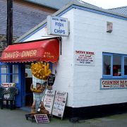 Dave's Diner - Looe