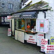 Seafood and Sandwich Bar - Looe