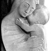 Barbara Hepworth - Madonna and Child