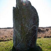 Men Gurta - St Breock Downs Monolith