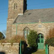Morvah Church