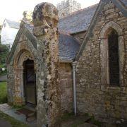 Mylor Churchyard Cross