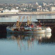 Newlyn Fishing Boats