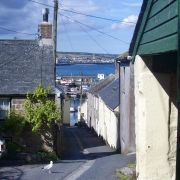 Another quaint Newlyn street!