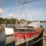 Old Boats - Penryn
