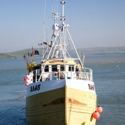 Padstow Fishing Boat