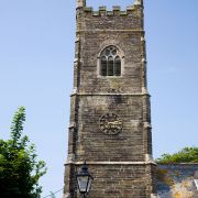 Pelynt Church tower