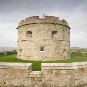 Pendennis Castle Keep