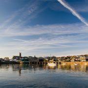 Penzance seafront