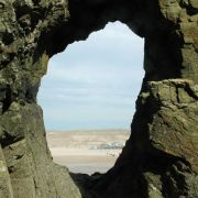 Perranporth Rock Hole