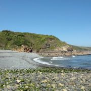 Porthallow Beach